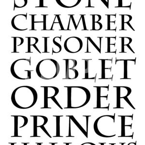 HP Books Subway Order SVG
