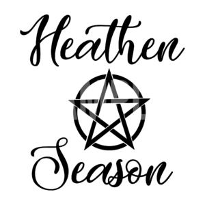 Heathen Season SVG