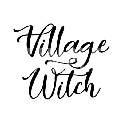 Village Witch SVG